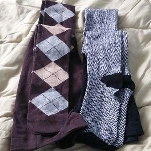 NWOT Bundle of tights